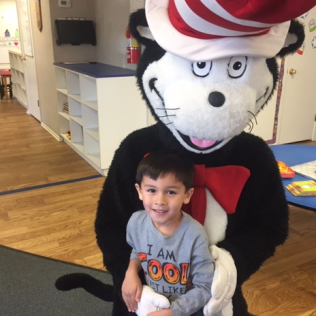 Read Across America: Cat In The Hat